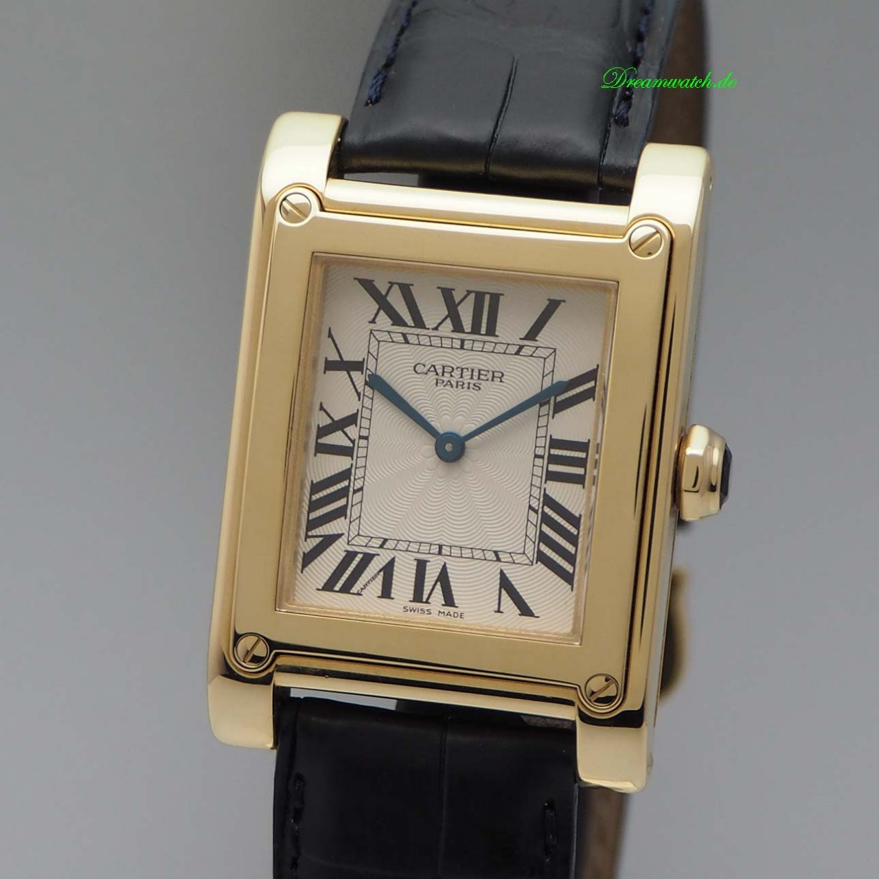 Cartier Tank A Vis Privee Collection -Gold 18k/750