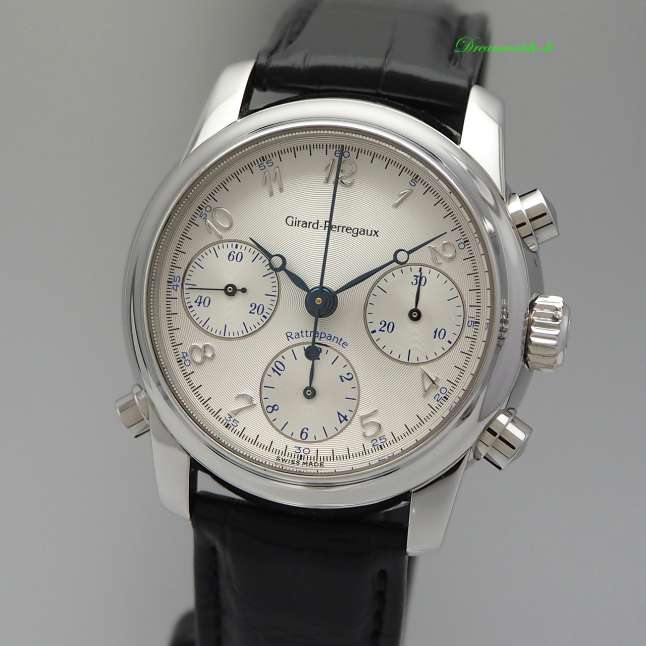 Girard Perregaux Rattrapante Chronograph Ref.: 9010