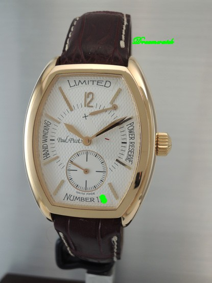Paul Picot Firshire 1937 Limited Edition -Gold 18k NP: 11000 Euro