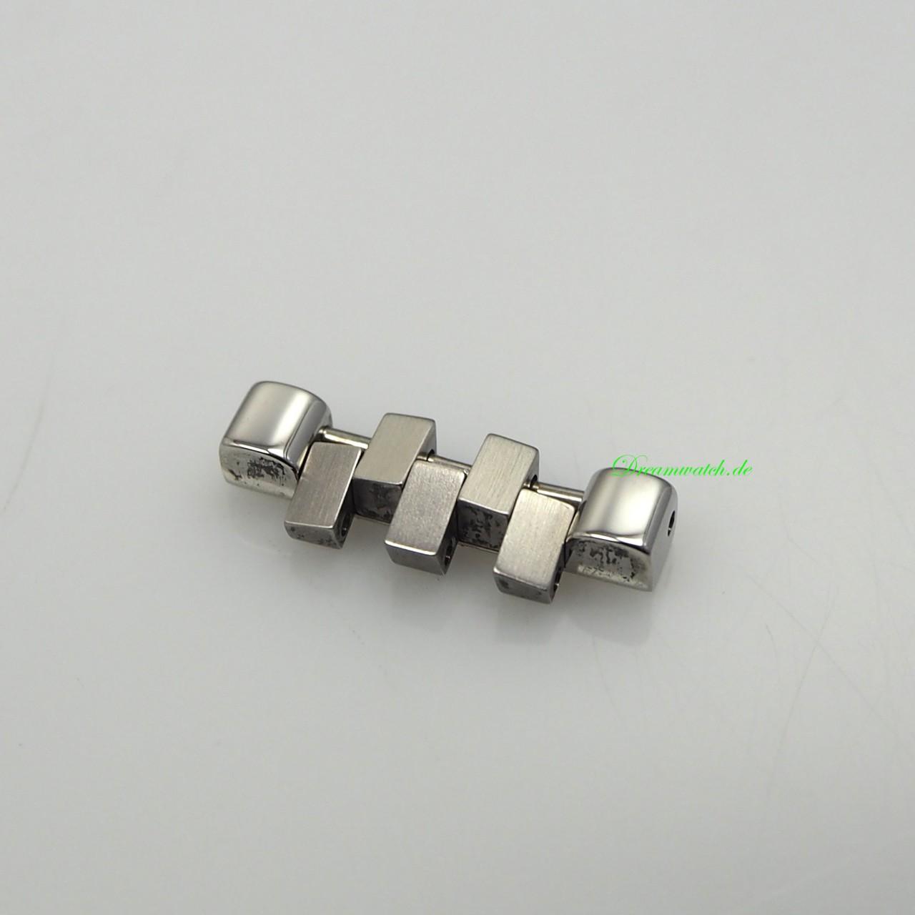 Omega De-Ville -Bandelement/ Bandglied 18,7mm