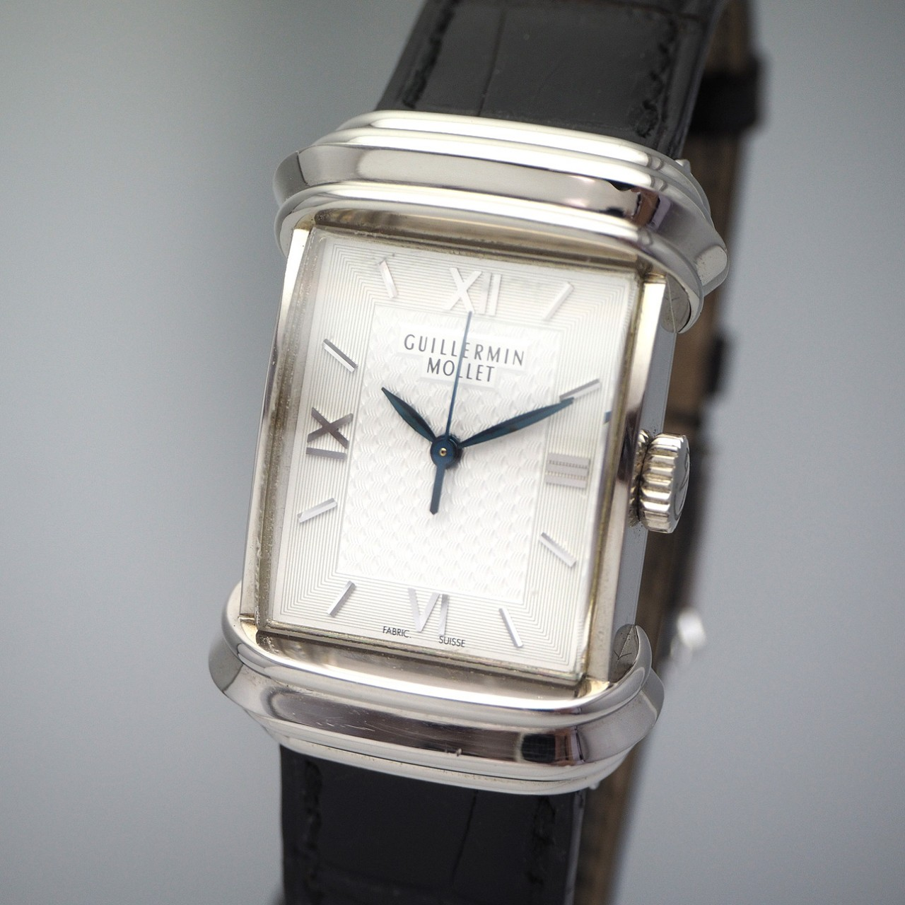 Guillermin Mollet Premier Edition 2003, WG 18k/750, Limited Edition 150