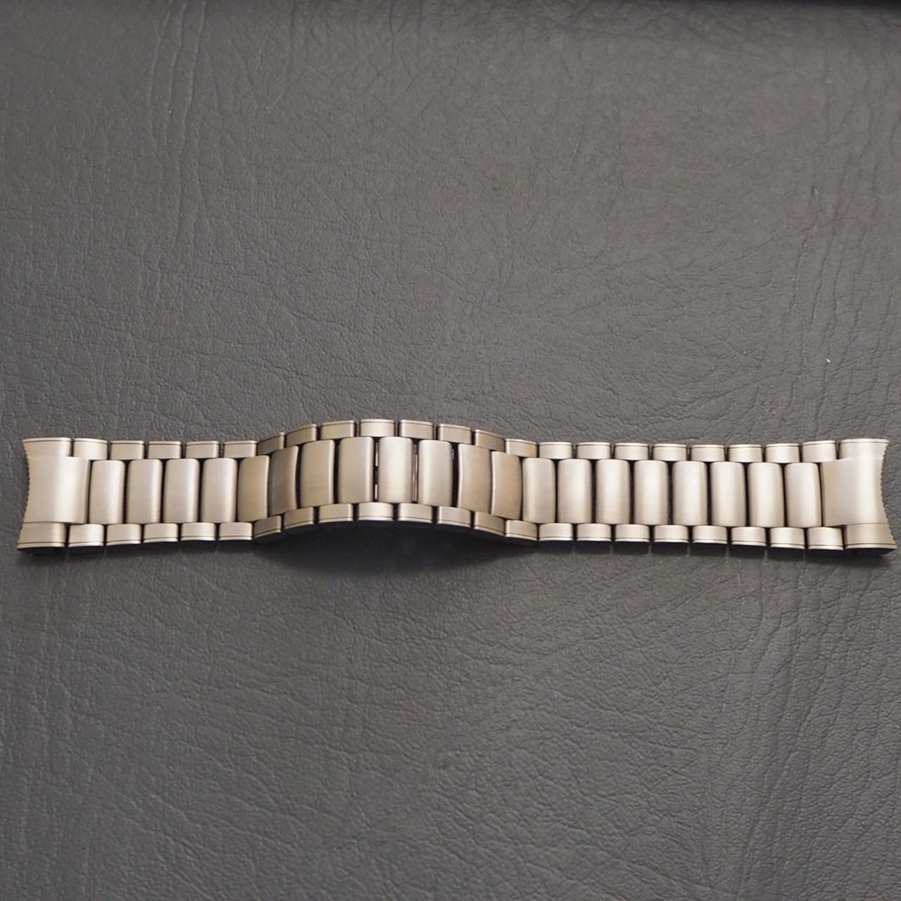 Breguet Titanband fürType XX Transatlantic 3820, Faltschließe