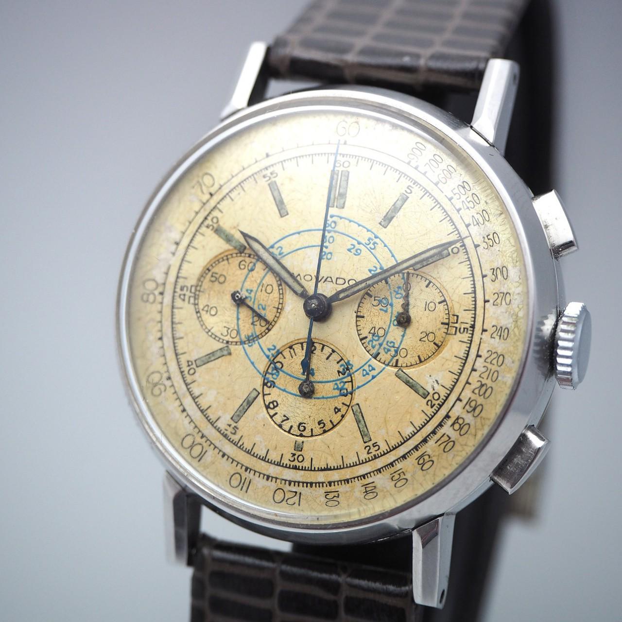 Movado Chronograph Vintage Ref.: 19024 Cal.90