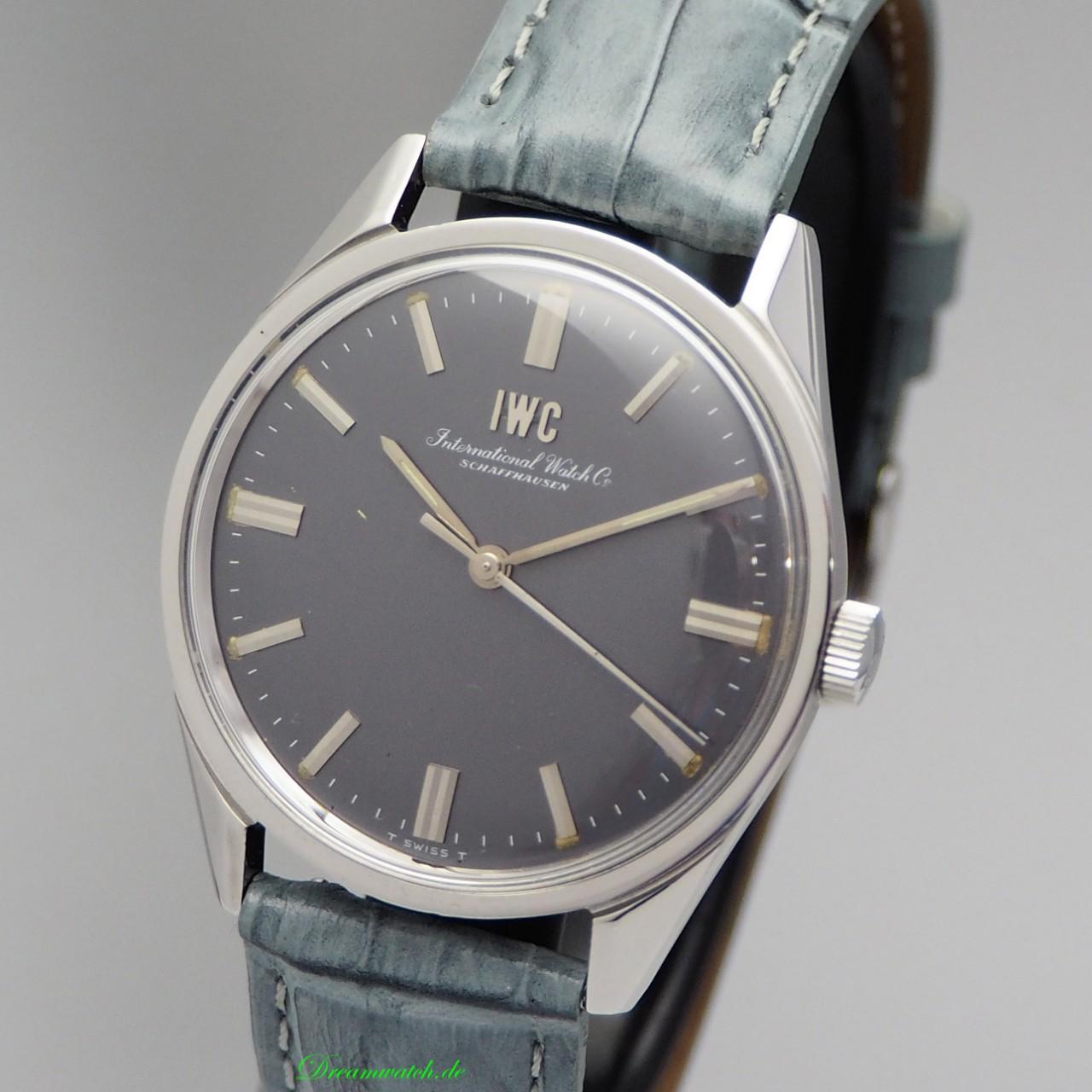 IWC Automatik Vintage Cal.89/ R810, original Papiere 1972 +IWC Service