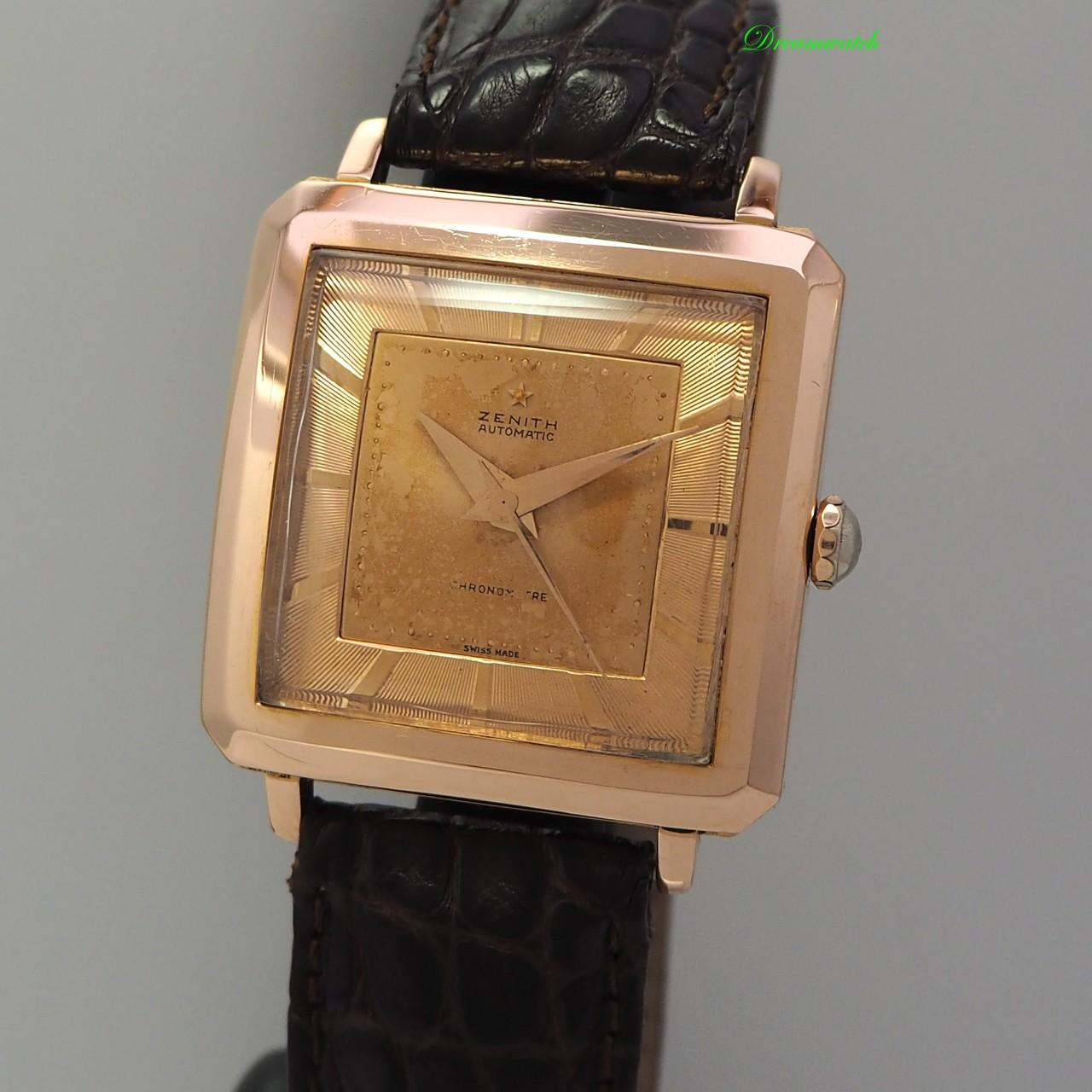 Zenith Chronometre Automatik -Gold 18k/750