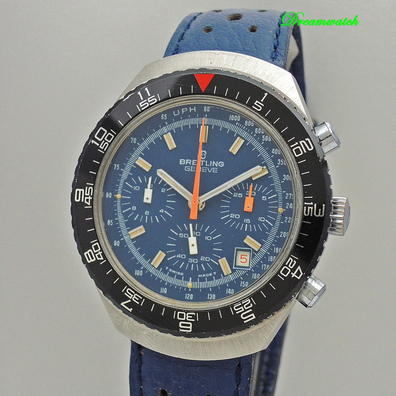 Breitling Vintage Chronograph 7104 -Cal. 7740 very rare