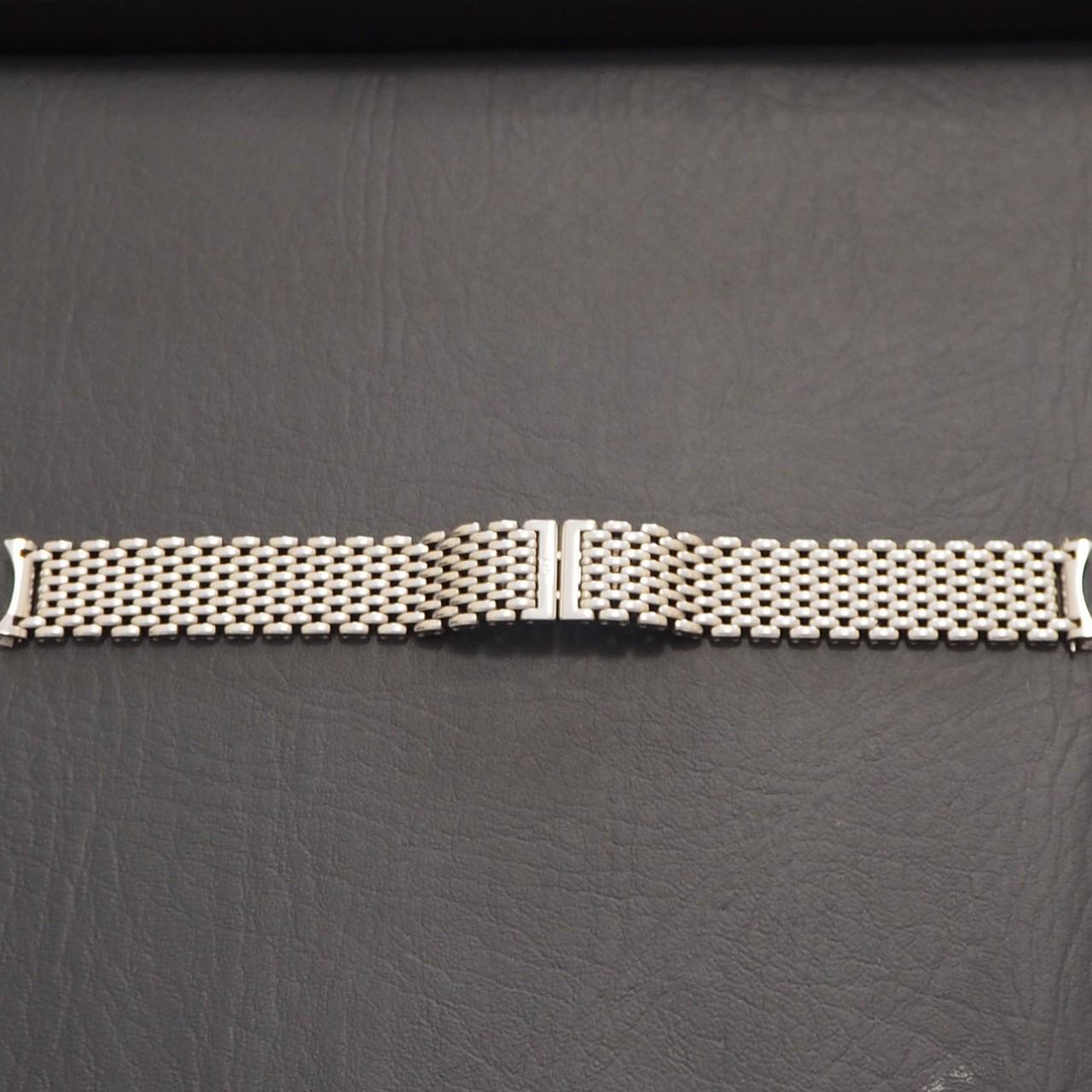 IWC Stahlband für MARK, Faltschließe 17mm