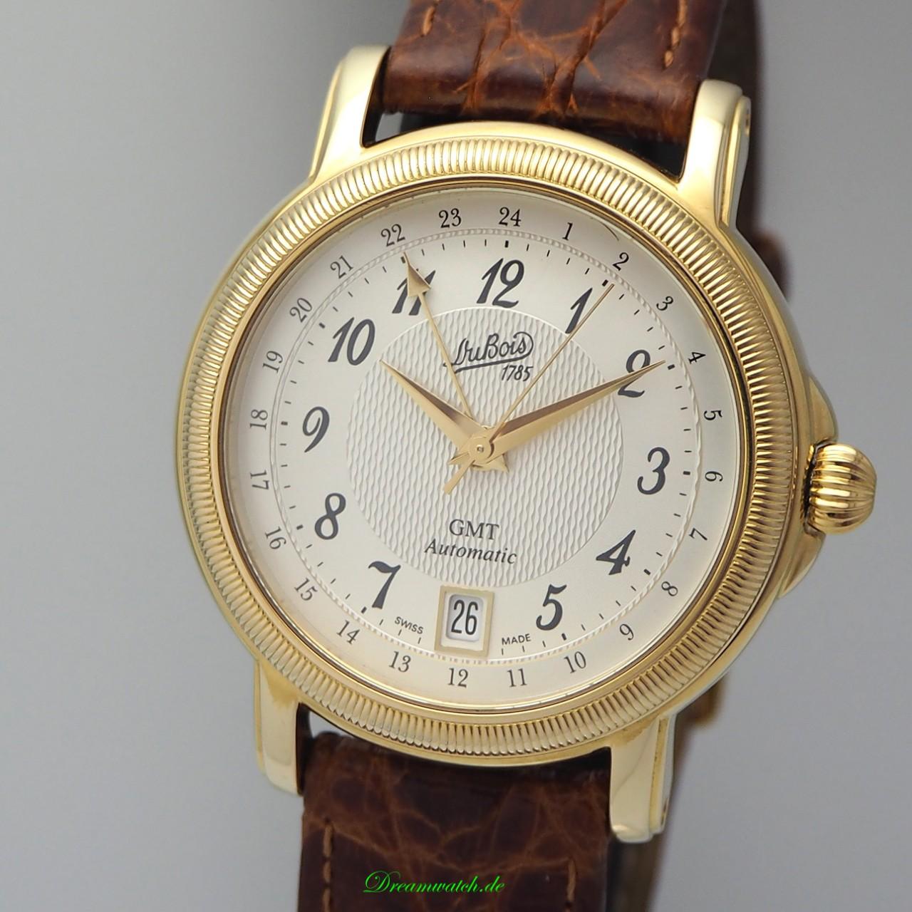 Dubois & Fils GMT Double Temps Automatik