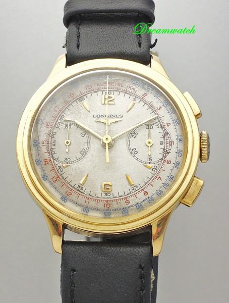 Longines Chronograph 40-er Jahre Cal.13ZN