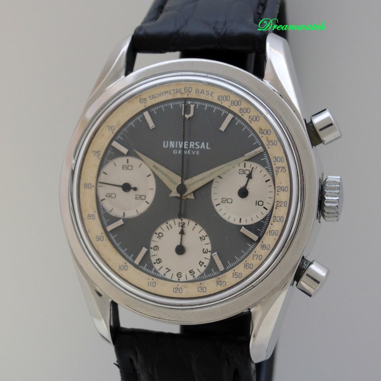 Universal Geneve Vintage Chronograph Cal.130/ - Valjoux 72