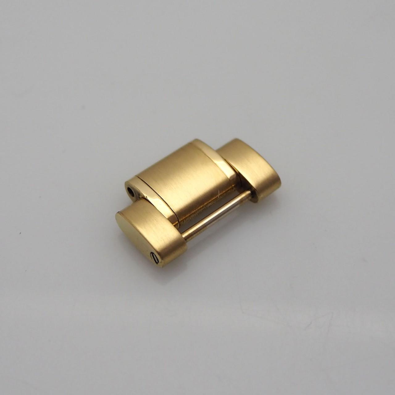 Omega Speedmaster Gold 18k/ 750 -Glied/ Bandelement/ Bandglied 16mm