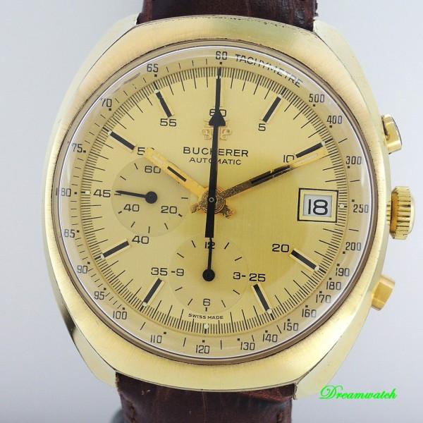Bucherer Chronograph Vintage