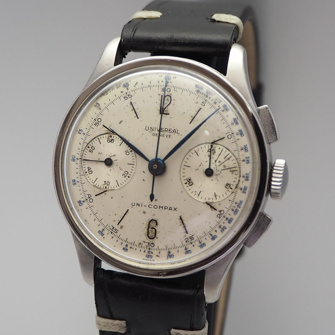 Universal Geneve Chronograph vintage 22420 Cal.285