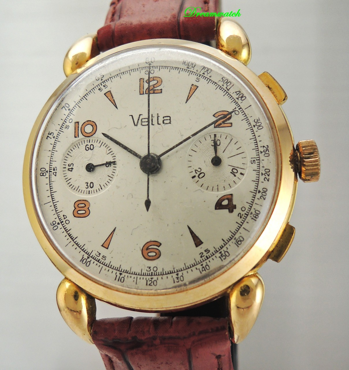 Vetta Chronograph Cal.22 -Gold 18k