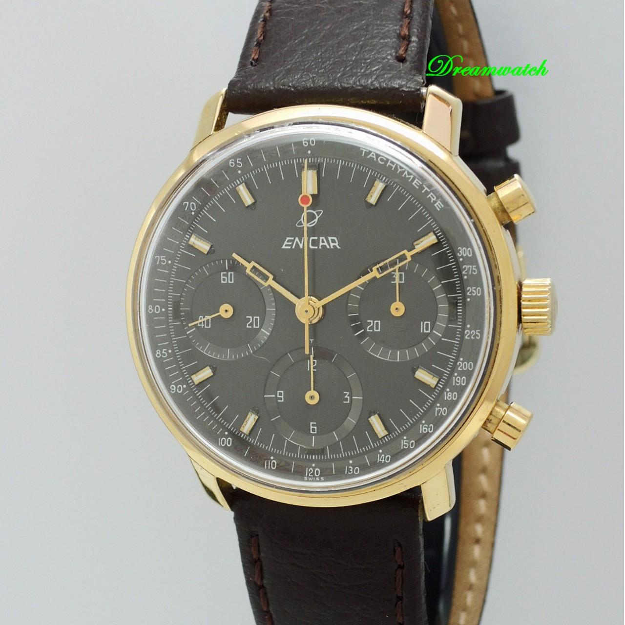 Enicar Chronograph Vintage