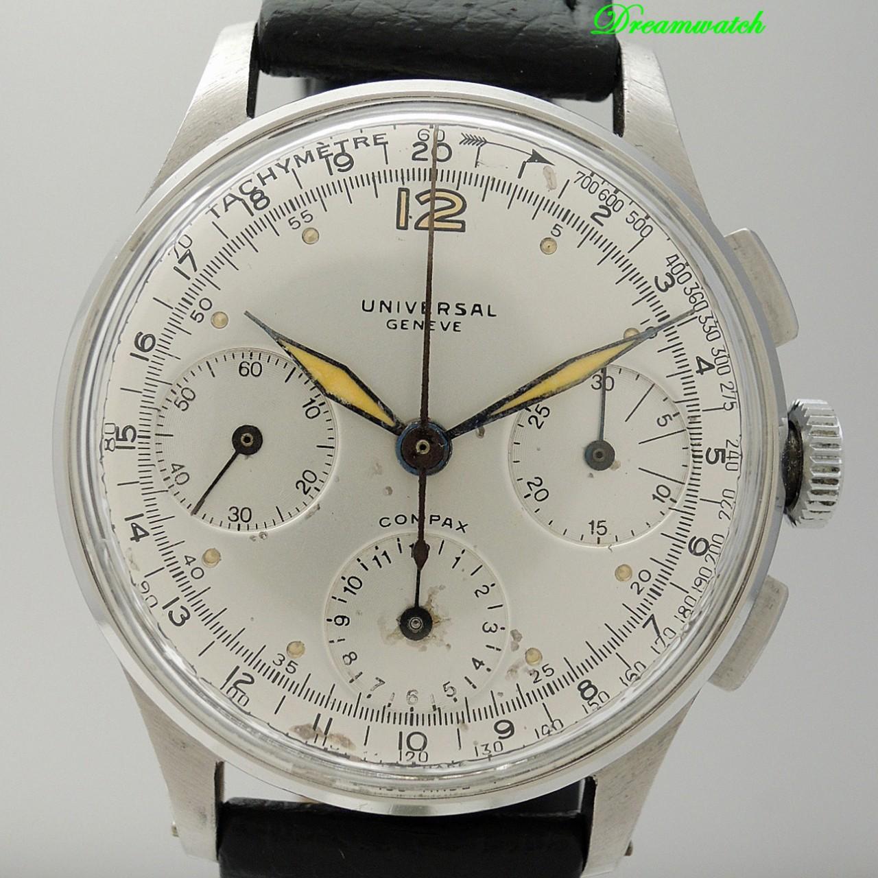 Universal Geneve Chronograph vintage 22405 Cal.285