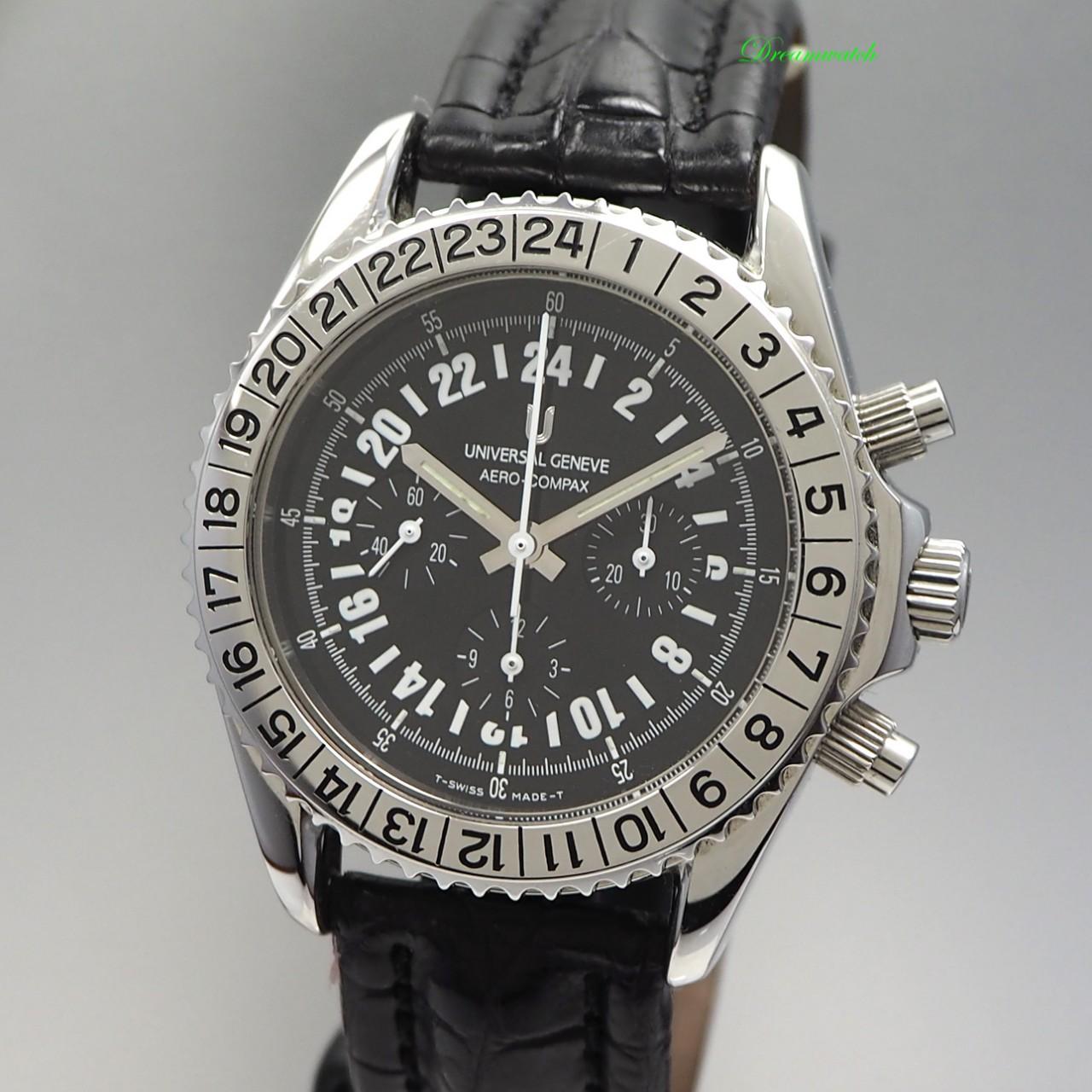 Universal Geneve Aero Compax 24H Chronograph 882.424