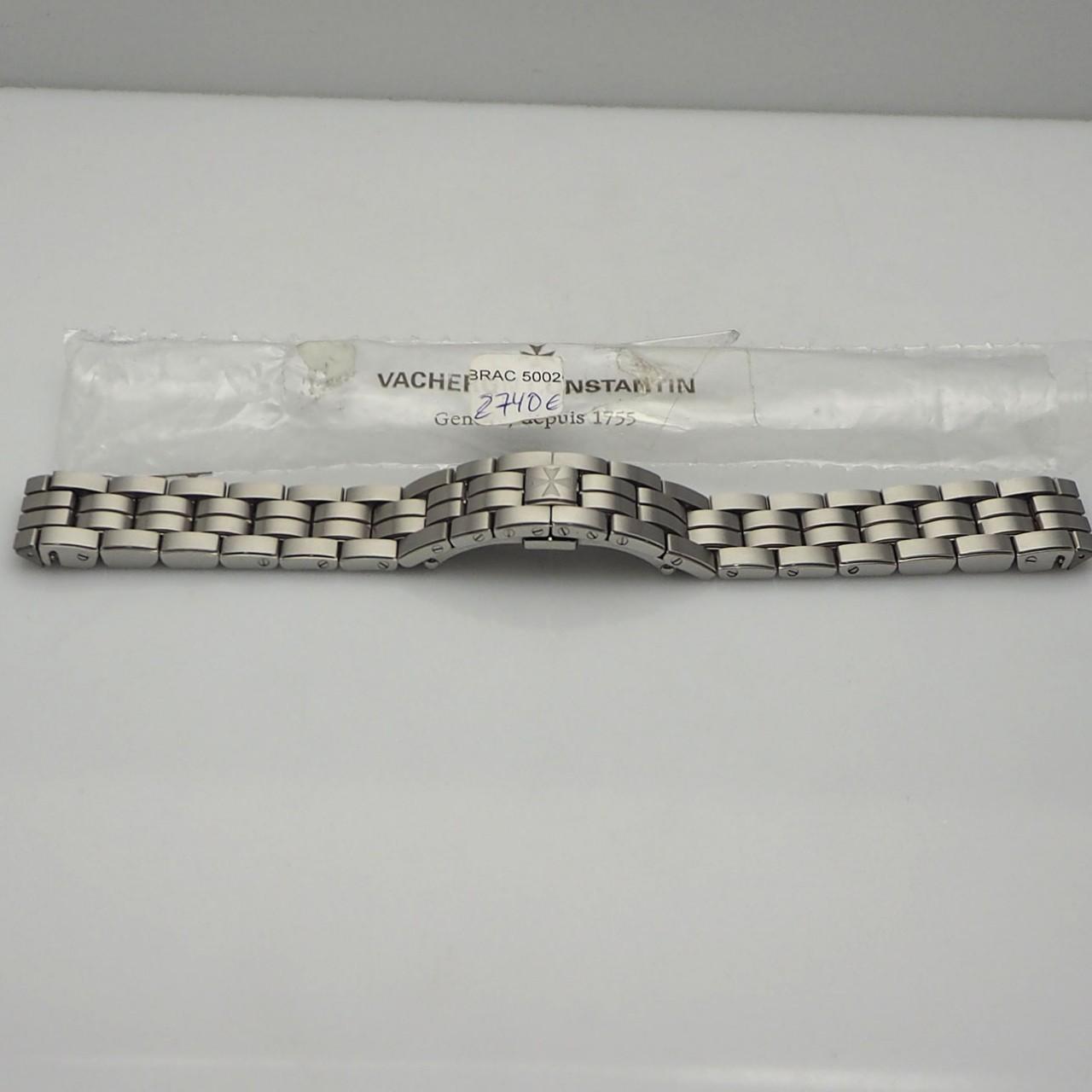 Vacheron Constantin Royal Eagle Stahlband, Faltschließe 19mm