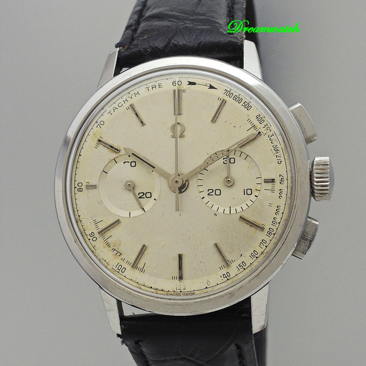 Omega Vintage Chronograph Cal.320, Jear 1964