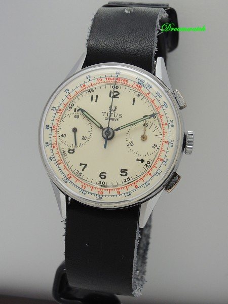 Titus Chronograph Vintage -Landeron 39