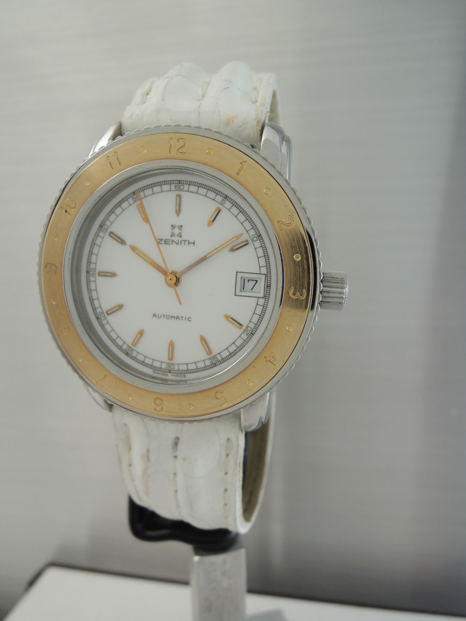 Zenith Classic Automatic -Gold 14k-Stahl