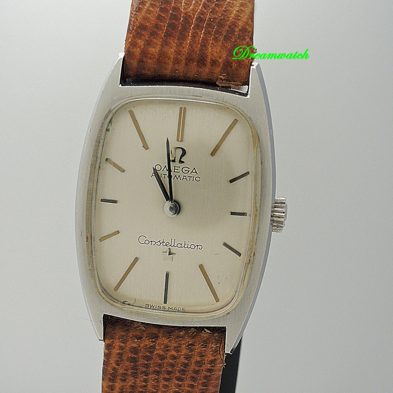 Omega Constellation Vintage Damenuhr