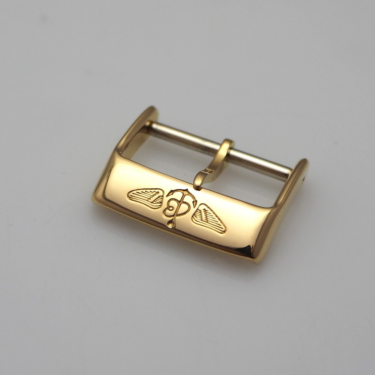 Breitling Dornschließe /Buckle/ Gold 18k/750, 18mm neuwertig