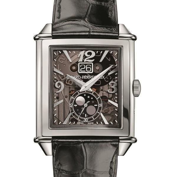 Girard Perregaux Vintage 1945 Grande Date Moon 25882-11-223