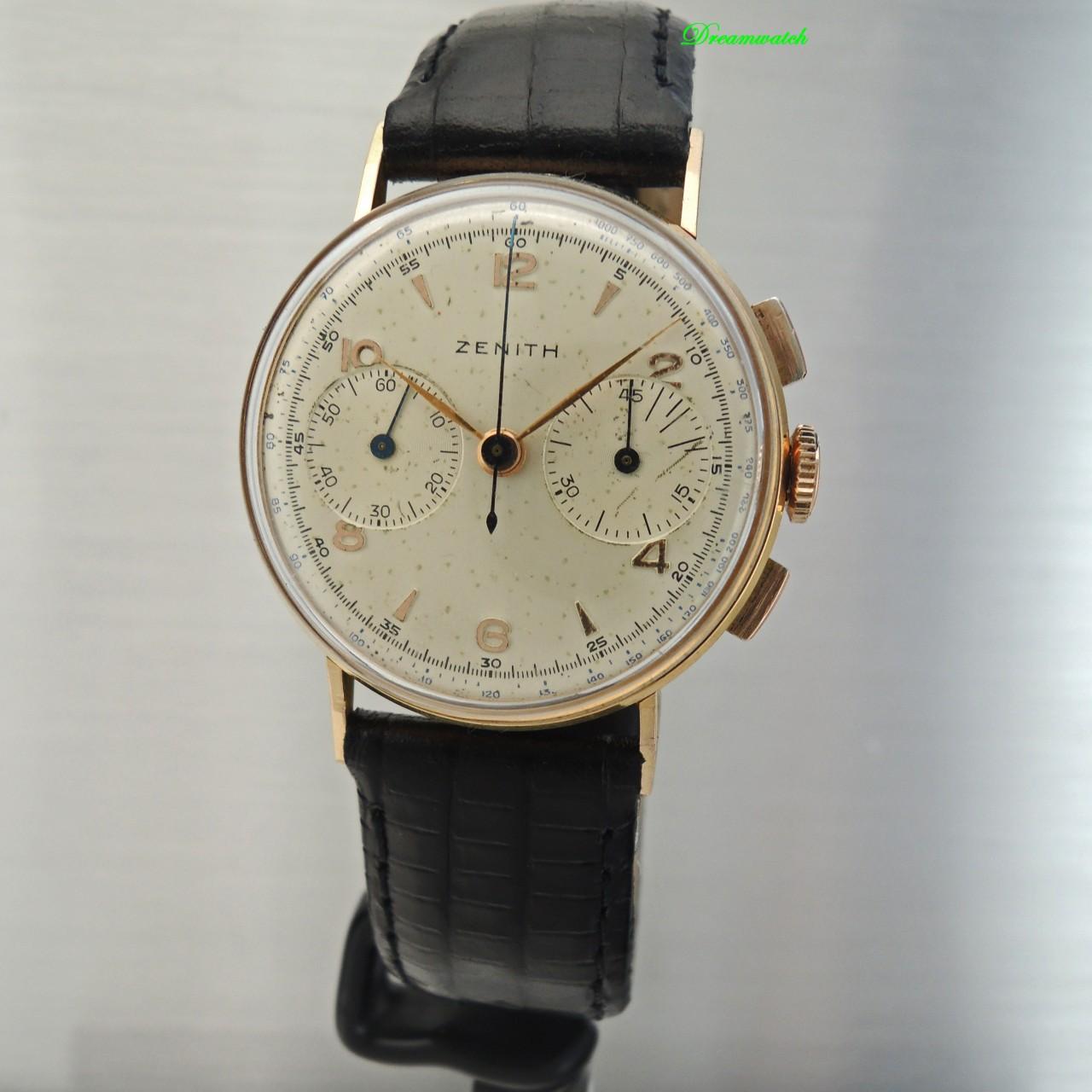 Vintage Zenith Chronograph Cal.136