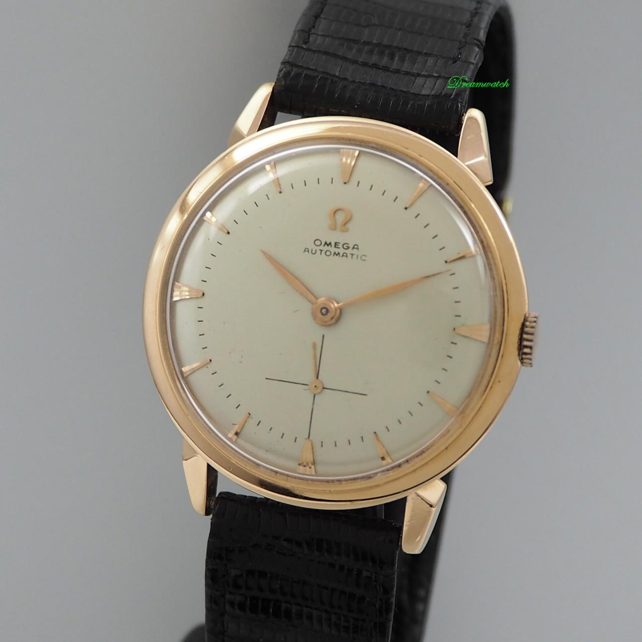 Omega Automatik Vintage 2709 -Gold 18k/750 Cal.344