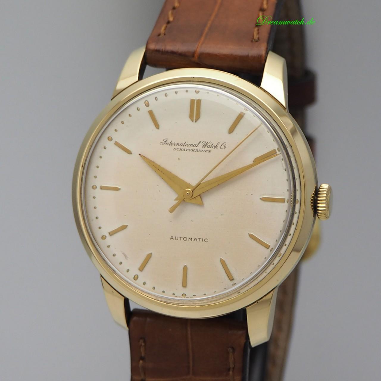 IWC Vintage Handaufzug Pellaton Cal. C852 Gold 18k/750