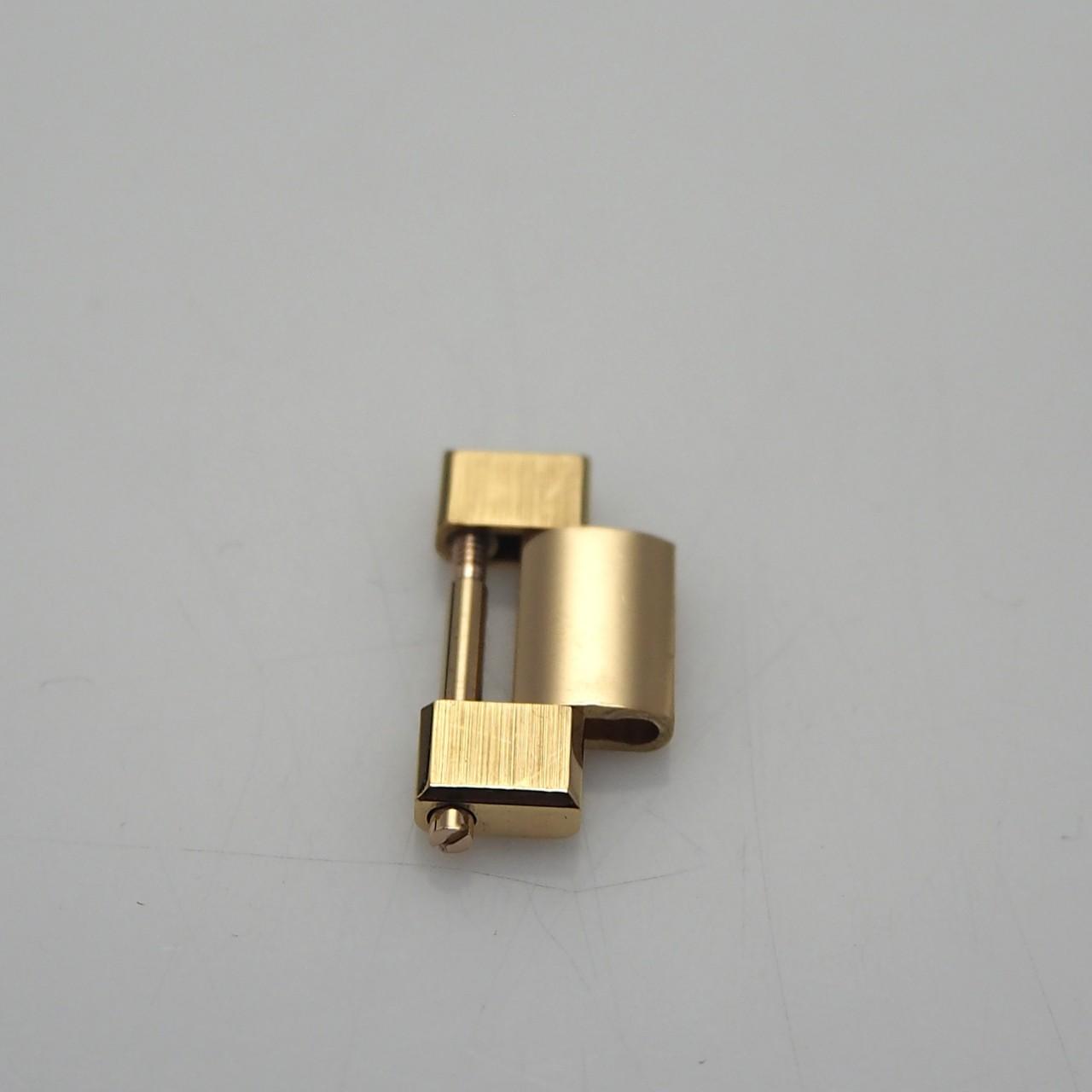 Rolex Oysterquartz Glied/ Bandelement -Gold 18k/750, 16mm