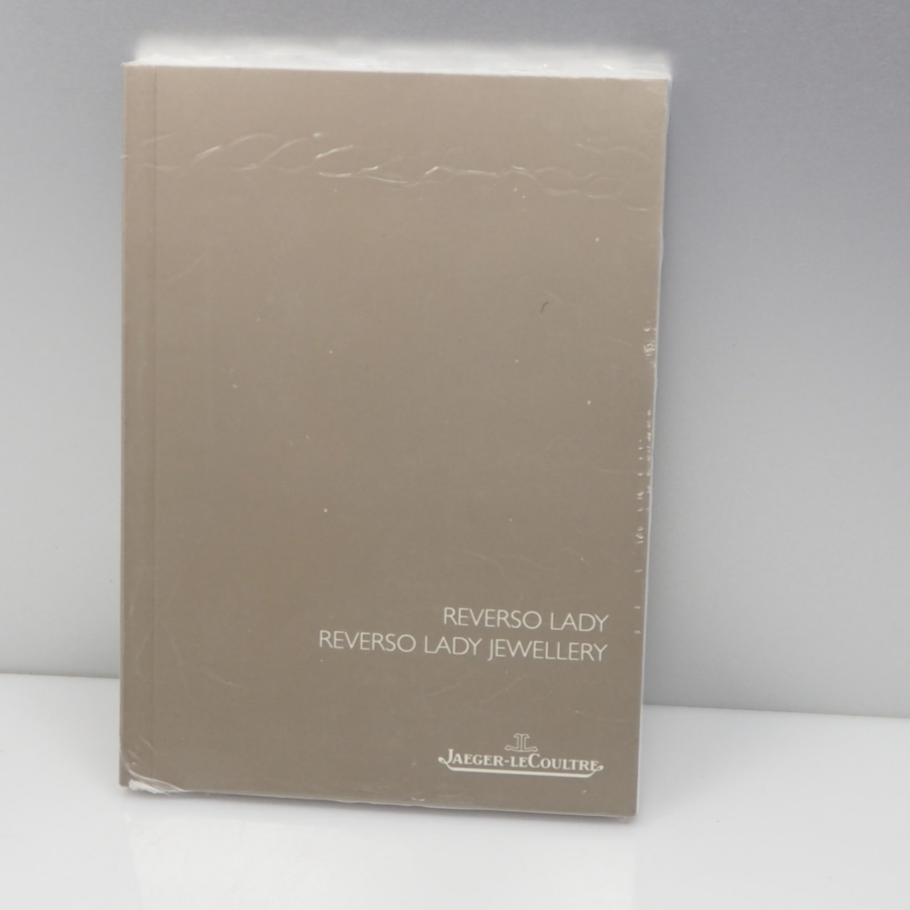 Jaeger LeCoultre Reverso Lady Jewellery Date Beschreibung / Instruction booklet 10,5 x 14,5-