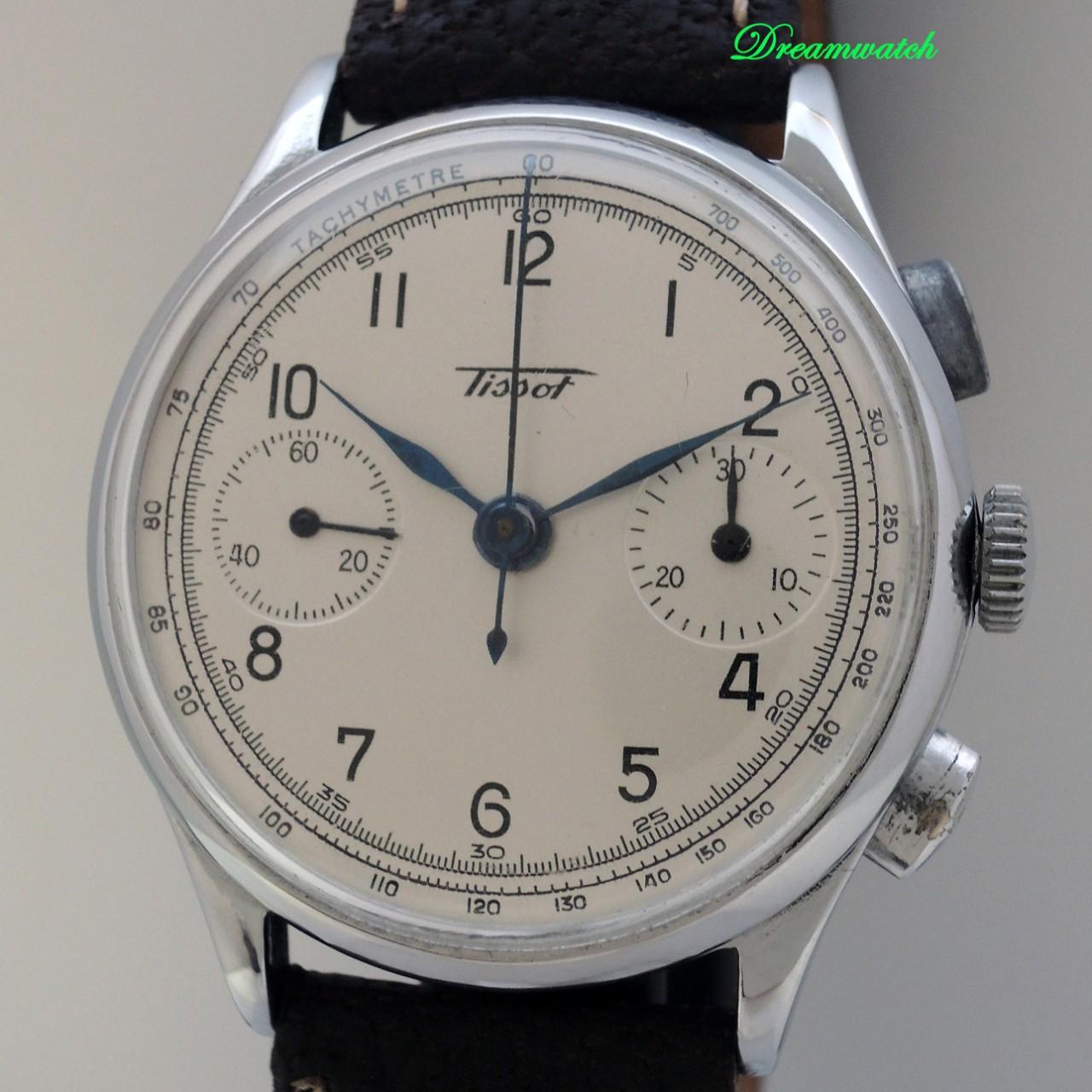 Tissot Chronograph Vintage - Cal. 15TL