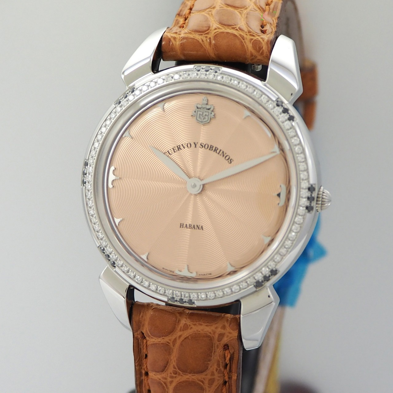 Cuervo Sobrinos Lady Historiador Diamonds 3112.1COG-S1 NEU B+P