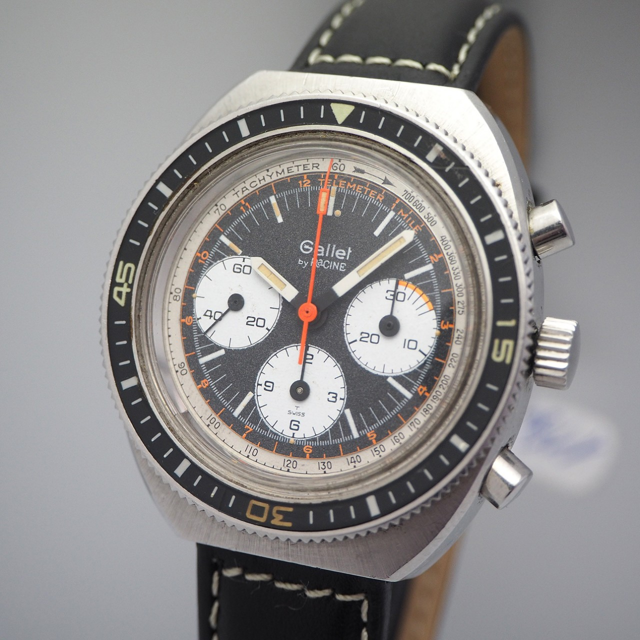 Gallet By Racine Chronograph Excelsior Park