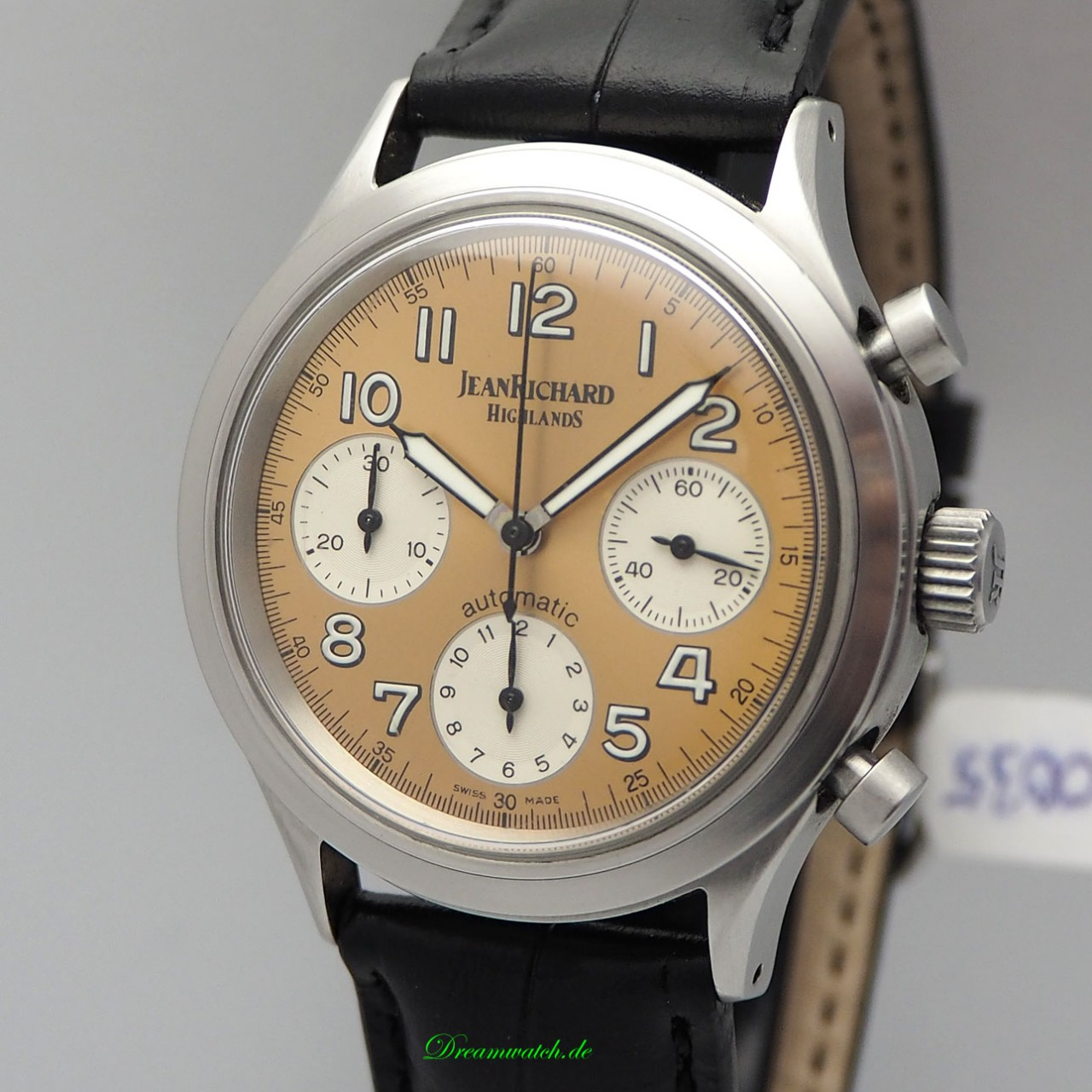 Jean Richard Highlands Chronograph 25004
