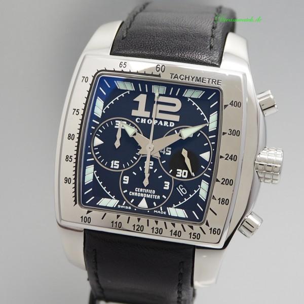 Chopard Two O Ten Tycoon Chronograph 8961 -Box+Papiere+Service Papiere